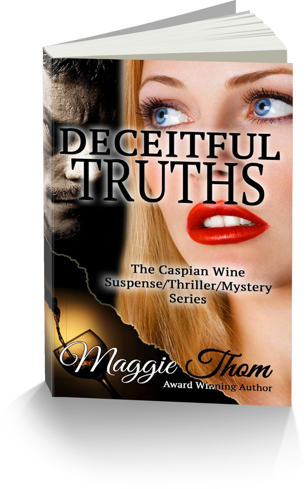 Deceitful Truths by Maggie Thom