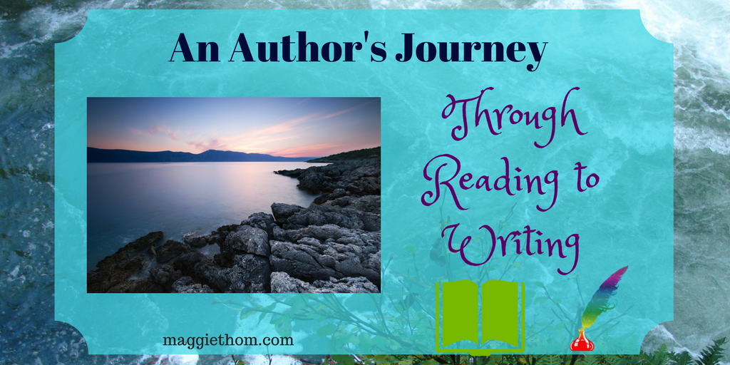 An Authors Journey through Reading to Writing