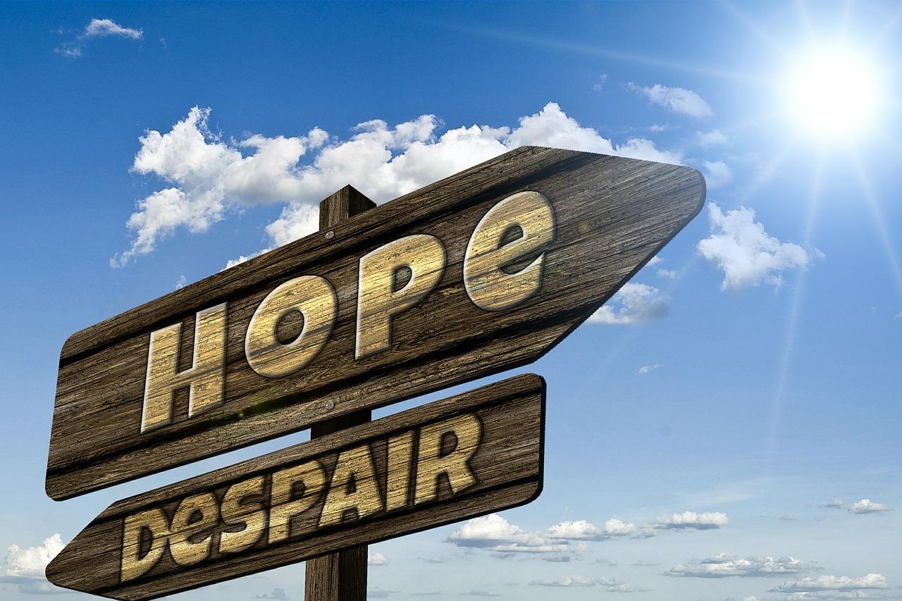 Hope - DEspair - Andi's struggle